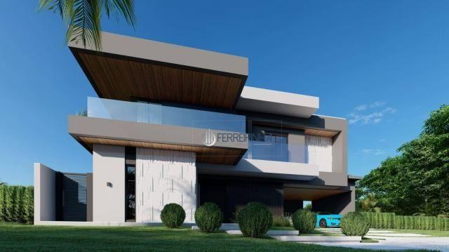 Casa com 4 dormitórios à venda, 450 m² por R$ 2.067.000,00 - Urbanova - São José dos Campo - Foto 8
