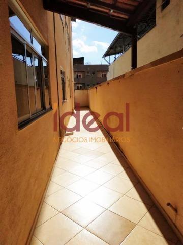 Apartamento para aluguel, 2 quartos, 1 suíte, 1 vaga, Santo Antônio - Viçosa/MG - Foto 5