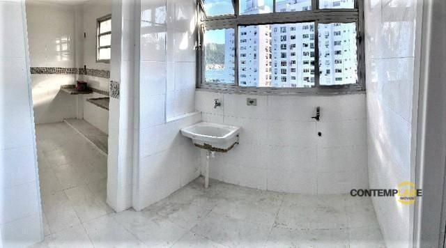 Apartamento com 3 dormitórios à venda, 98 m² por R$ 575.000,00 - Ponta da Praia - Santos/S - Foto 16