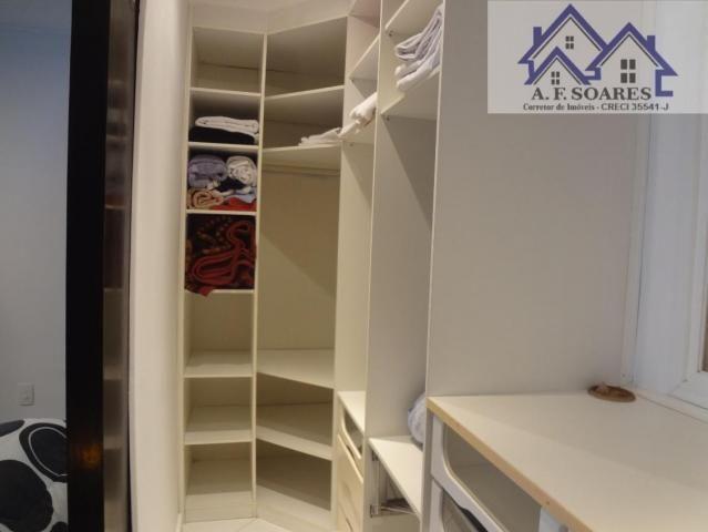 Vendo apartamento tipo loft duplex, com 69 m2, 1 dormitorio, 1 suite, 1 vaga - Foto 7