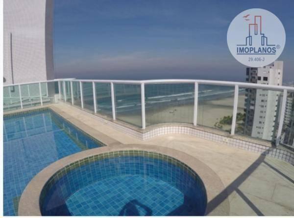 Apartamento com 2 dormitórios à venda, 78 m² por R$ 410.000,00 - Aviação - Praia Grande/SP - Foto 6