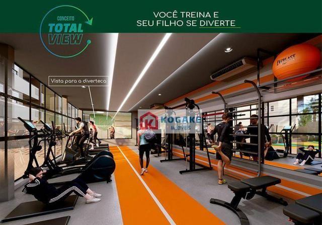 Apartamento com 2 dormitórios à venda, 65 m² por R$ 331.980 - Parque Industrial - São José - Foto 11