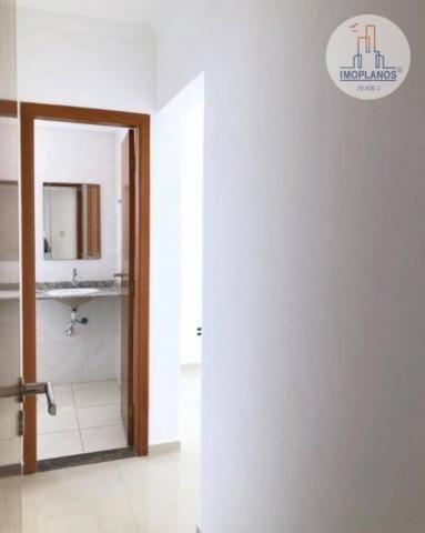 Apartamento com 2 dormitórios à venda, 78 m² por R$ 410.000,00 - Aviação - Praia Grande/SP - Foto 12