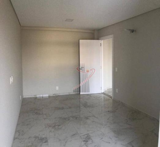 Apto novo no Ed. Iguassu Falls Residence, com 1 suíte, sala com sacada e vaga de garagem - Foto 5