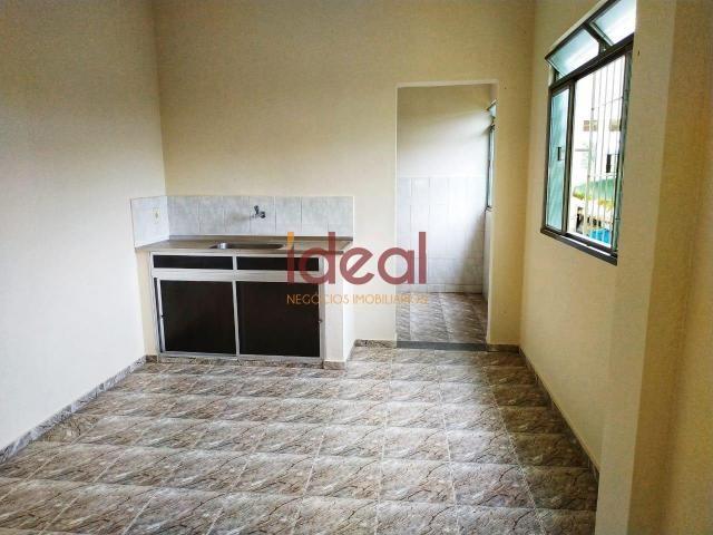 Apartamento para aluguel, 2 quartos, 1 vaga, JK - Viçosa/MG - Foto 5