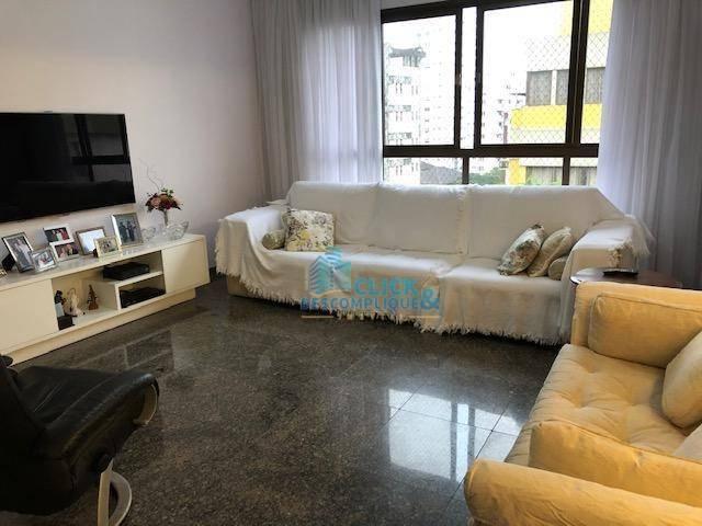 Apartamento com 4 dormitórios à venda, 248 m² por R$ 1.064.000,00 - Boqueirão - Santos/SP - Foto 8