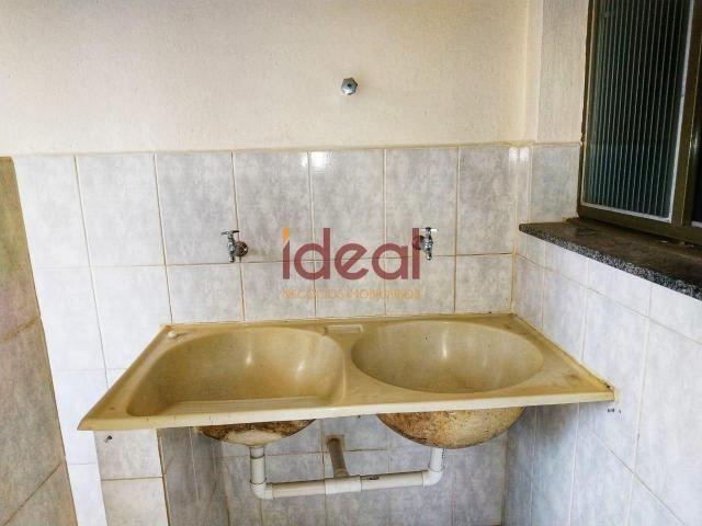 Apartamento para aluguel, 2 quartos, 1 vaga, JK - Viçosa/MG - Foto 6