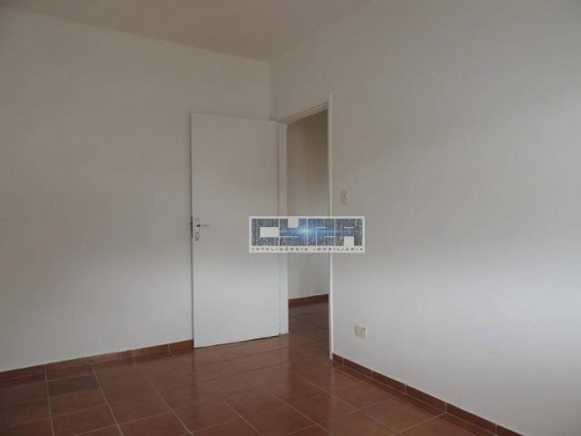 Apartamento AMPLO com 2 dormitórios e dependência em Santos - Foto 15