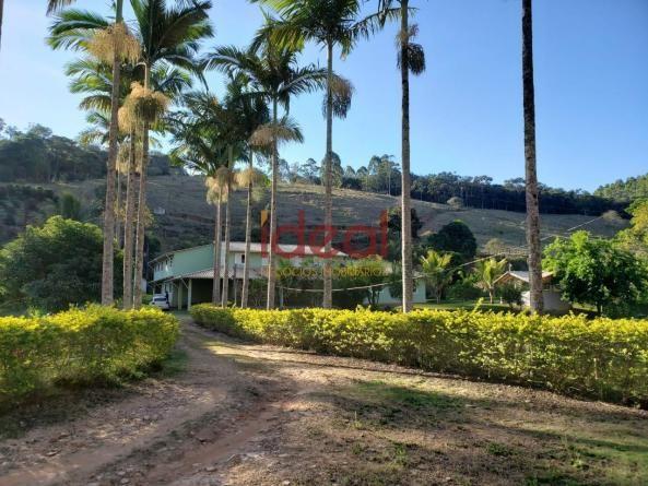 Sítio à venda, 8 quartos, 5 vagas, Zona rural - Viçosa/MG - Foto 3