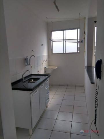 Apartamento com 2 dormitórios para alugar, 45 m² por R$ 650,00/mês - Residencial Ana Célia - Foto 15