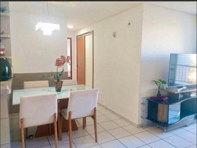 Apartamento Edificio Villa Real Andar Alto próximo a Regional IV na av Silas Munguba - Foto 14