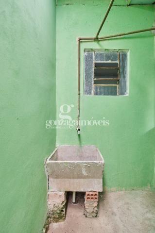 Casa para alugar com 1 dormitórios em Cajuru, Curitiba cod:12498001 - Foto 14