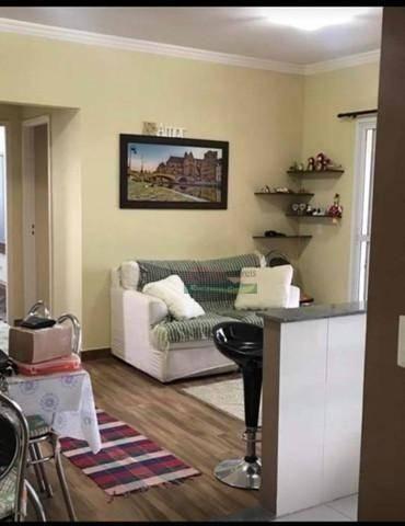 Apartamento com 2 dormitórios à venda, 64 m² por R$ 297.000 - Jardim Altos de Santana - Sã - Foto 3