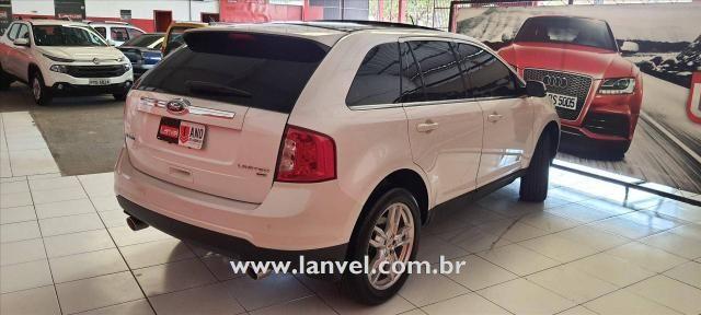EDGE 2014/2014 3.5 LIMITED VISTAROOF AWD V6 24V GASOLINA 4P AUTOMÁTICO - Foto 7