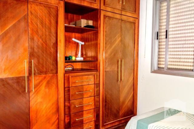 Apartamento à venda com 4 dormitórios em Alto barroca, Belo horizonte cod:271541 - Foto 17