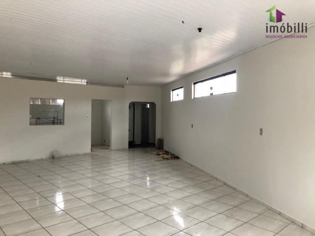 Sala Comercial térrea de esquina em Mangueirinha PR - Foto 6