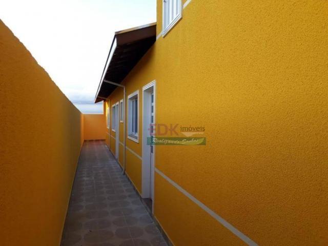 Casa com 2 dormitórios à venda, 60 m² por R$ 230.000 - Parque Nova Esperança - São José do