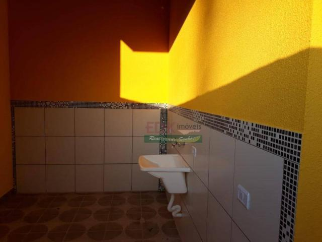 Casa com 2 dormitórios à venda, 60 m² por R$ 230.000 - Parque Nova Esperança - São José do - Foto 5