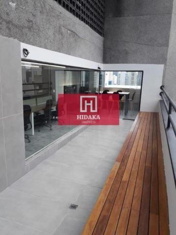 Sala comercial Andar comercial para Aluguel em Itaim Bibi São Paulo-SP - Foto 4