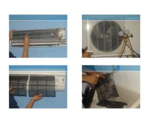 Manutençao de ar condicionado, geladeira, freezer - Foto 4