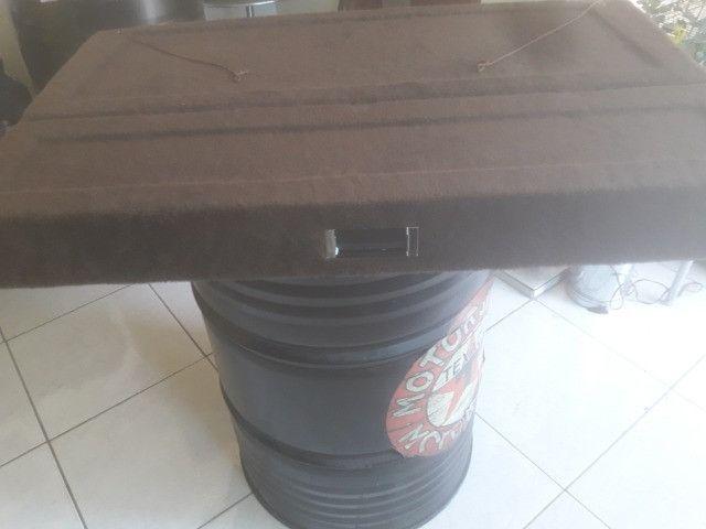 Exclusidade! Tampão porta malas monza hatch - similar - Foto 13