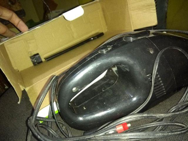Aspirador de carro 12V - Foto 2