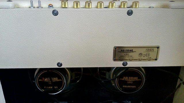 Amplificador Valvulado Crate Custom 2x12 - Foto 2