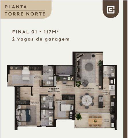 Lançamento - Duo Capim Macio - Apartamentos - Foto 8