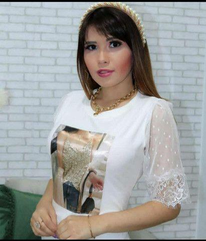T shirt de luxo?? - Foto 11