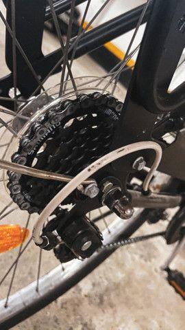 Bicicleta Btwin Elops Aro 28 Retrô - Foto 4