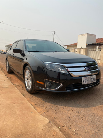 Ford Fusion SEL 2.5 12/12