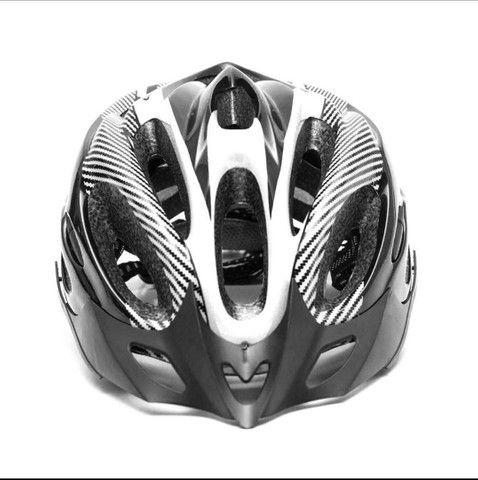 Capacetes Ciclismo bike bicicleta - Foto 2