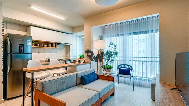 Apartamento 2 quartos sendo 1 suíte na Vila Rosa - Foto 2