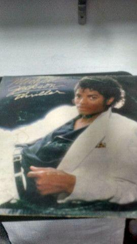 LP Michael Jackson Thriller - Foto 2