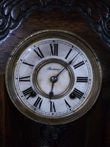 Relógio antigo 1914 funcionando !!! - Foto 4