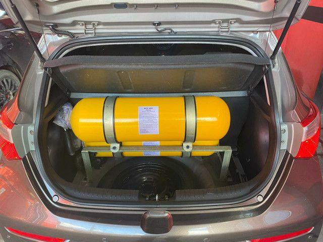 KIT G5 completo + cilindro 15M3 + 1 ano de garantia