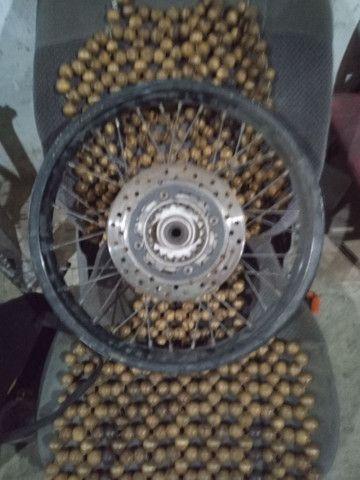 Vendo rodas de xre 300