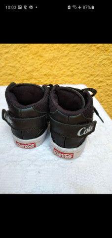 Sneaker coca cola kids TAM: 21 - Foto 2