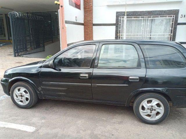 Corsa wagon 99  1.0  16V Com Ar  - Foto 3