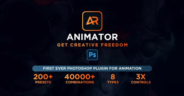 Animator v1.0 Photoshop