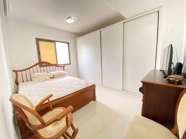 AB142 - Apartamento com porcelanato/02 suítes/projetados - Foto 6