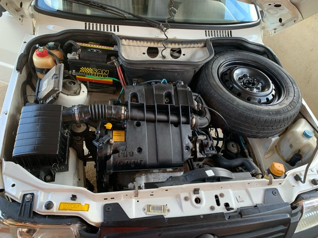 Fiat Fiorino 1.3 mod 2010 Financio  - Foto 9