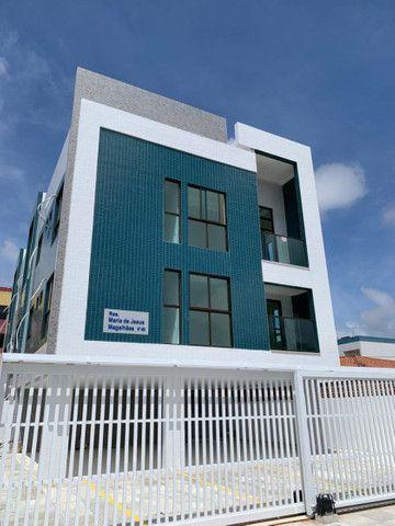 Apartamento à venda com 3 dormitórios em Bancários, João pessoa cod:007927 - Foto 8