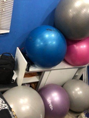 Bola de pilates nova promoção  60 reias  - Foto 4