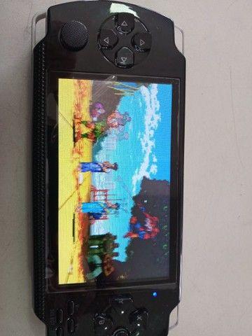 Video game portátil mais de 1000 jogos - Foto 3