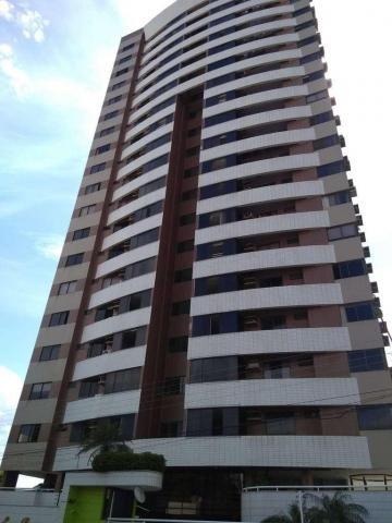 Apartamento com 3 dormitórios para alugar, 127 m² por R$ 2.350,00 - Jóquei - Teresina/PI