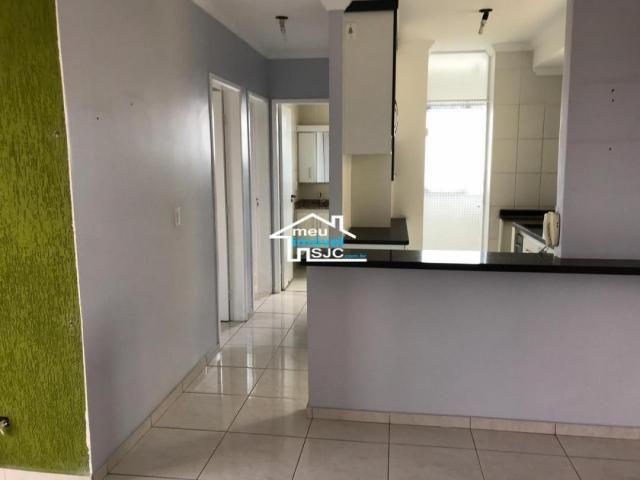 Apartamento no Jardim Satélite - 02 Dormitórios - 54m² - Foto 2