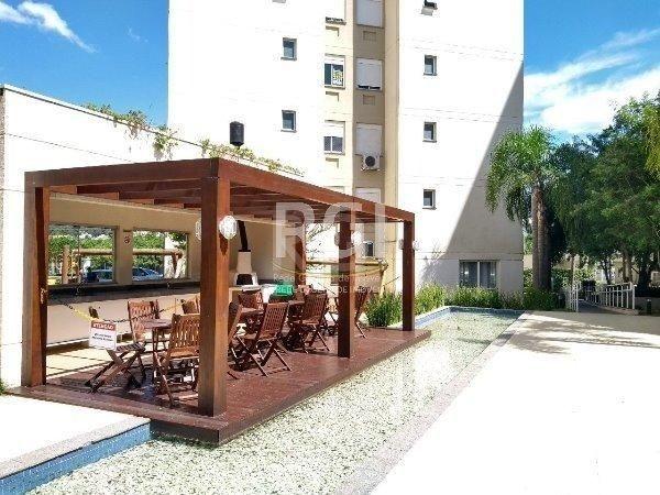 Apartamento à venda com 2 dormitórios em Camaquã, Porto alegre cod:LU432067 - Foto 20