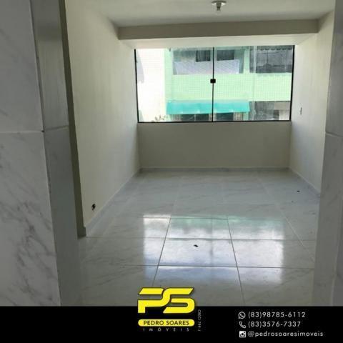 Apartamento com 3 dormitórios à venda, 84 m² por R$ 159.000 - Jardim Cidade Universitária  - Foto 2