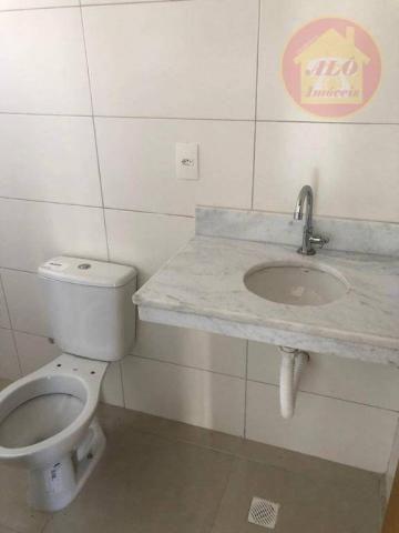 Apartamento à venda, 84 m² por R$ 370.000,00 - Tupi - Praia Grande/SP - Foto 17